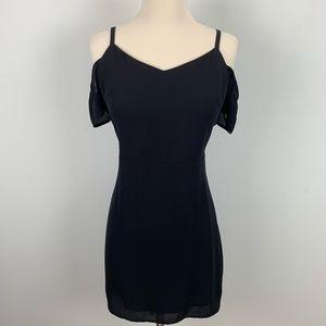 Express Simple Black Dress, Size 6